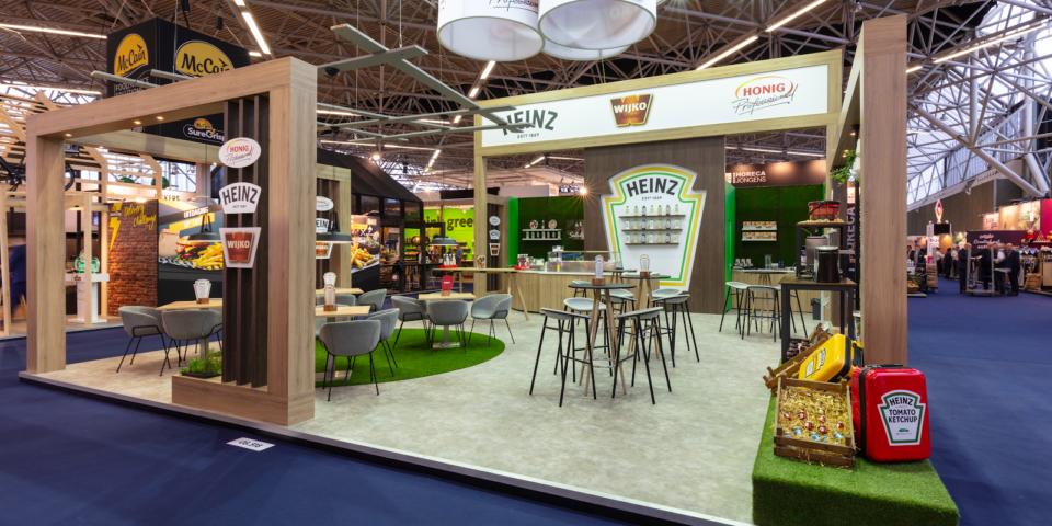 Kraft-Heinz-beursstand